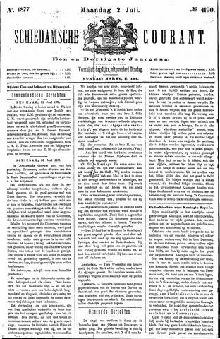Schiedamsche Courant 1877-07-02