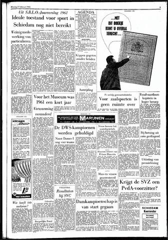 Rotterdamsch Parool / De Schiedammer 1962-02-27