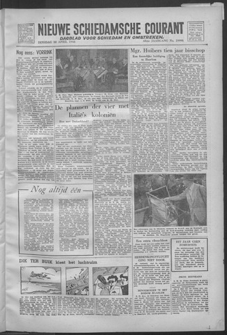 Nieuwe Schiedamsche Courant 1946-04-30