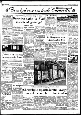 Trouw / De Rotterdammer 1965-01-20