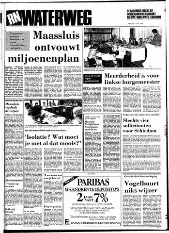 Rotterdamsch Nieuwsblad / Schiedamsche Courant / Rotterdams Dagblad / Waterweg / Algemeen Dagblad 1983-06-21