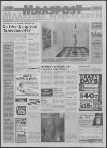 Maaspost / Maasstad / Maasstad Pers 1999-04-07