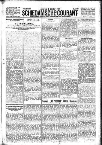 Schiedamsche Courant 1929-10-05