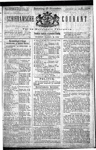 Schiedamsche Courant 1881-12-17