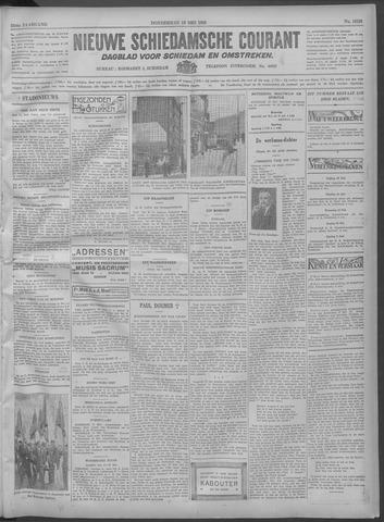 Nieuwe Schiedamsche Courant 1932-05-19