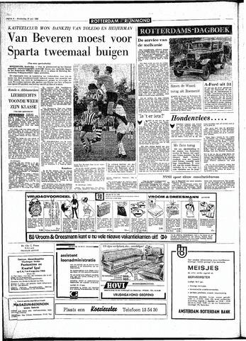 Rotterdamsch Parool / De Schiedammer 1968-07-25