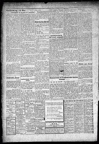 Rotterdamsch Parool / De Schiedammer 1945