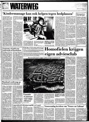 Rotterdamsch Nieuwsblad / Schiedamsche Courant / Rotterdams Dagblad / Waterweg / Algemeen Dagblad 1991-02-26