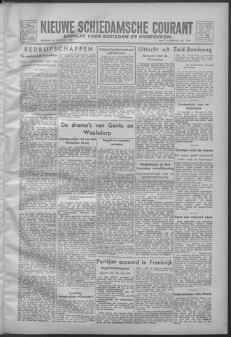 Nieuwe Schiedamsche Courant 1946-01-25