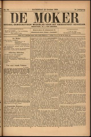 De Moker 1909-10-23