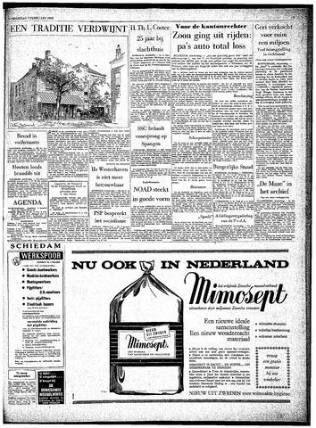 Rotterdamsch Parool / De Schiedammer 1963-02-07