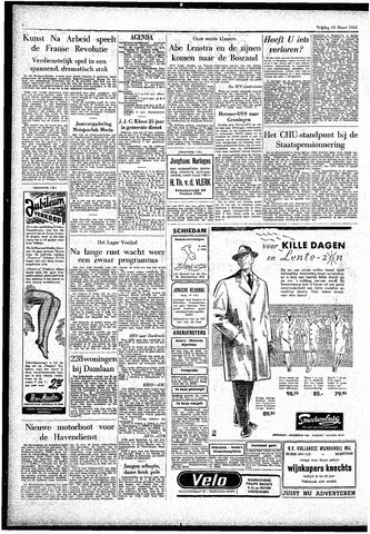 Rotterdamsch Parool / De Schiedammer 1955-03-18