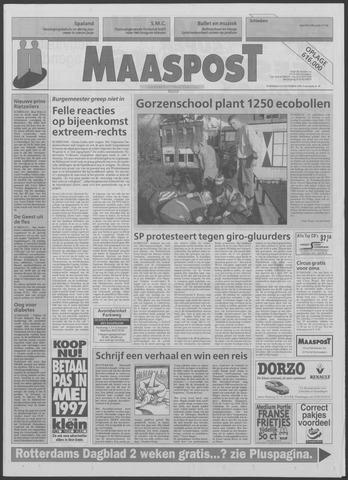 Maaspost / Maasstad / Maasstad Pers 1996-11-13