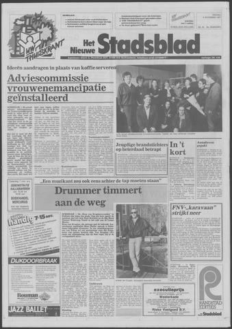 Het Nieuwe Stadsblad 1987-11-06