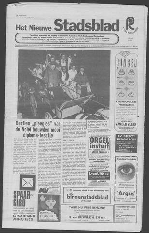 Het Nieuwe Stadsblad 1972-09-29