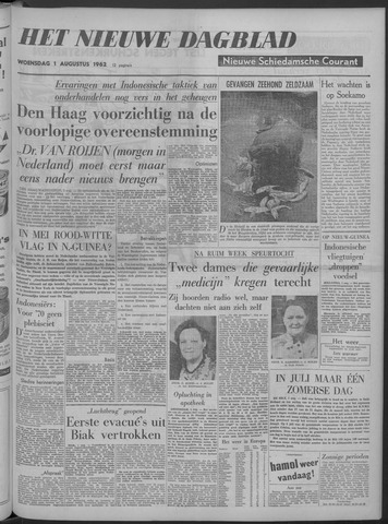 Nieuwe Schiedamsche Courant 1962-08-01