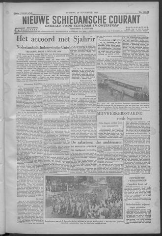 Nieuwe Schiedamsche Courant 1946-11-19