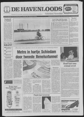 De Havenloods 1992-02-06