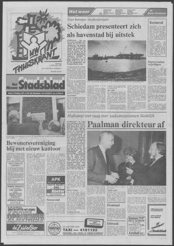 Het Nieuwe Stadsblad 1990-02-02