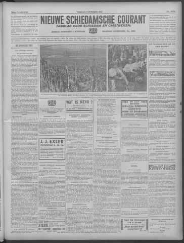 Nieuwe Schiedamsche Courant 1933-10-06