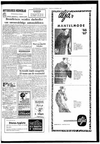 Rotterdamsch Nieuwsblad / Schiedamsche Courant / Rotterdams Dagblad / Waterweg / Algemeen Dagblad 1966-10-28