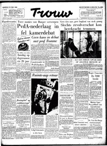 Trouw / De Rotterdammer 1959-05-29