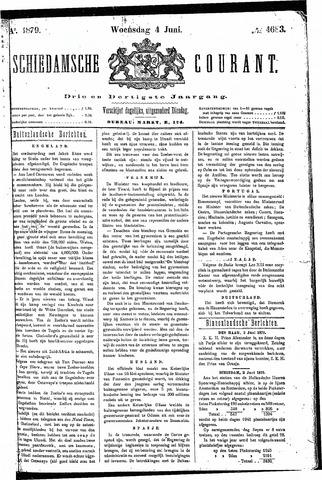 Schiedamsche Courant 1879-06-04