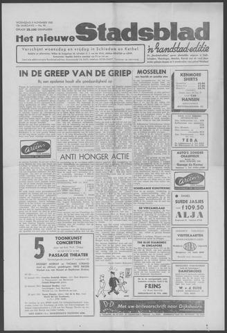 Het Nieuwe Stadsblad 1960-11-09