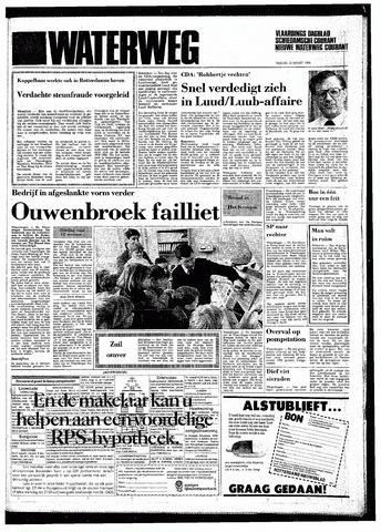Rotterdamsch Nieuwsblad / Schiedamsche Courant / Rotterdams Dagblad / Waterweg / Algemeen Dagblad 1985-03-15