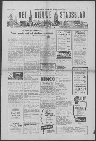 Het Nieuwe Stadsblad 1959-06-19