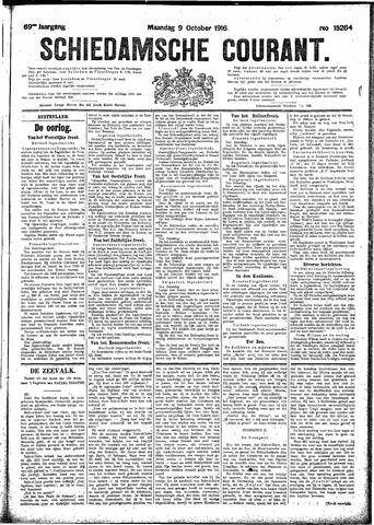 Schiedamsche Courant 1916-10-09