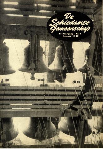 Schiedamse Gemeenschap (tijdschrift) 1949-10-01