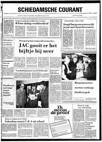 Rotterdamsch Nieuwsblad / Schiedamsche Courant / Rotterdams Dagblad / Waterweg / Algemeen Dagblad 1979-11-14