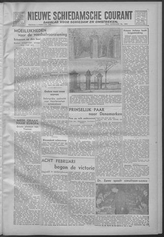 Nieuwe Schiedamsche Courant 1946-02-08