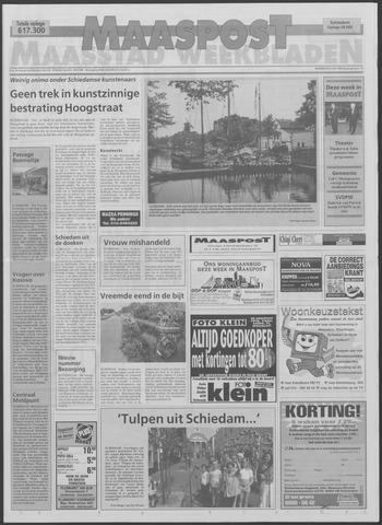 Maaspost / Maasstad / Maasstad Pers 1999-05-05