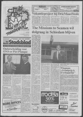 Het Nieuwe Stadsblad 1991-06-07