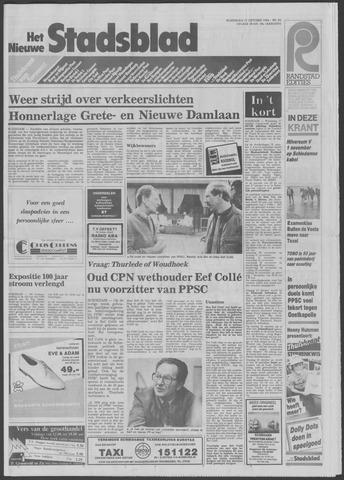 Het Nieuwe Stadsblad 1984-10-17