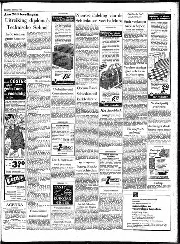 Rotterdamsch Parool / De Schiedammer 1963-07-12