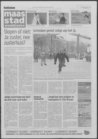 Maaspost / Maasstad / Maasstad Pers 2009-01-14