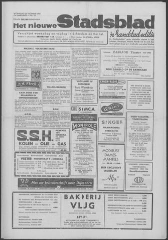 Het Nieuwe Stadsblad 1961-12-20