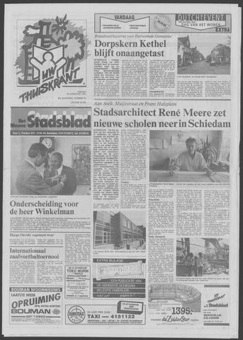 Het Nieuwe Stadsblad 1991-08-30