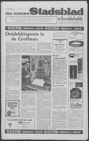 Het Nieuwe Stadsblad 1969-05-09