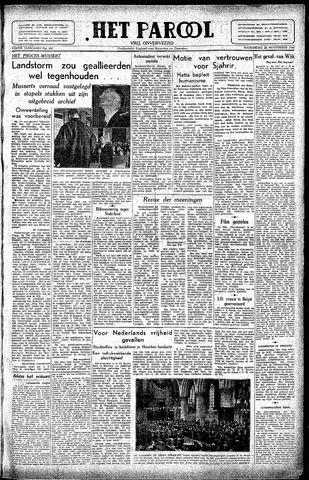 Rotterdamsch Parool / De Schiedammer 1945-11-28