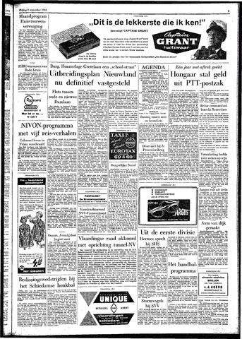 Rotterdamsch Parool / De Schiedammer 1961-09-08