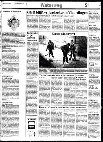 Rotterdamsch Nieuwsblad / Schiedamsche Courant / Rotterdams Dagblad / Waterweg / Algemeen Dagblad 1991-12-16