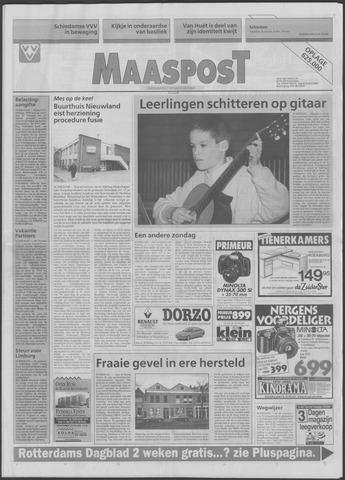 Maaspost / Maasstad / Maasstad Pers 1995-02-15