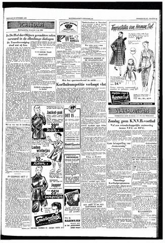 Rotterdamsch Nieuwsblad / Schiedamsche Courant / Rotterdams Dagblad / Waterweg / Algemeen Dagblad 1953-10-23