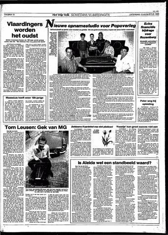 Het Vrije volk 1988-08-13