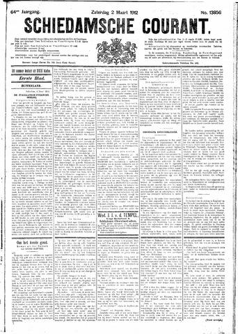 Schiedamsche Courant 1912-03-02