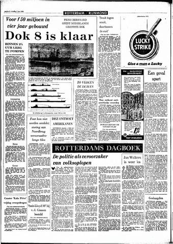 Rotterdamsch Parool / De Schiedammer 1966-06-07